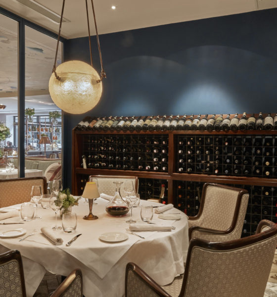 Monday Wine List | Sartoria, Saville Row
