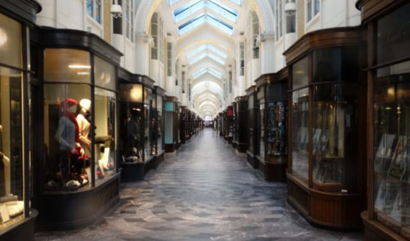 The Reuben brothers buy Burlington Arcade