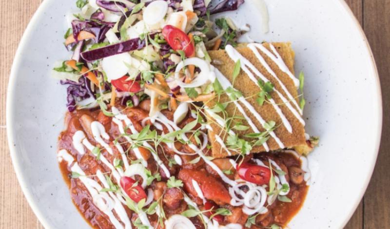 The best: Vegan food in Mayfair