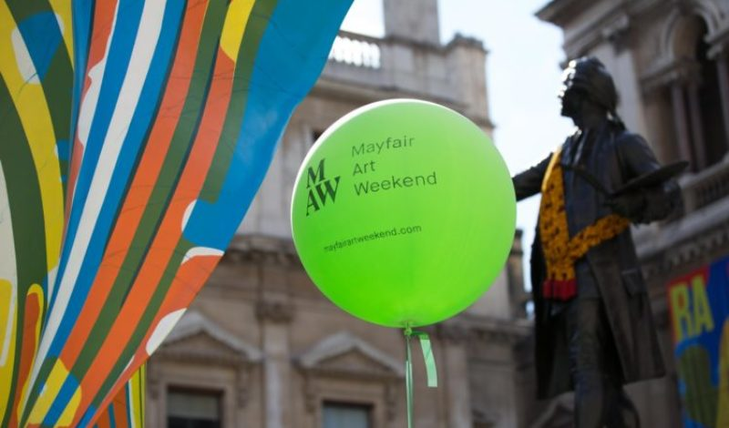 Mayfair Art Weekend announces partners
