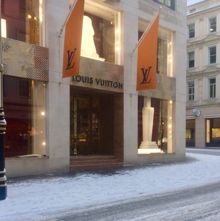 0376975179ed Louis Vuitton moves to a new Bond Street store – MAYFAIR CURATED