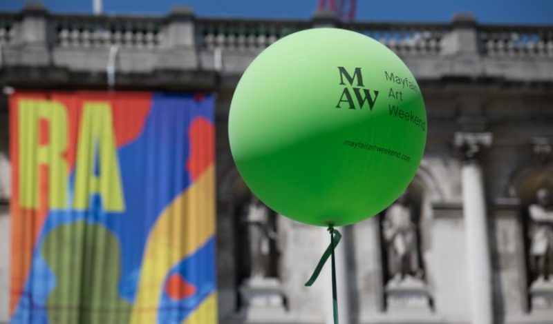 Mayfair Art Weekend 2018 Programme