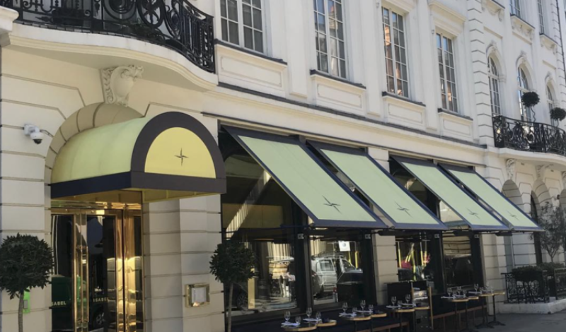 Mayfair's top summer terraces: Part 2