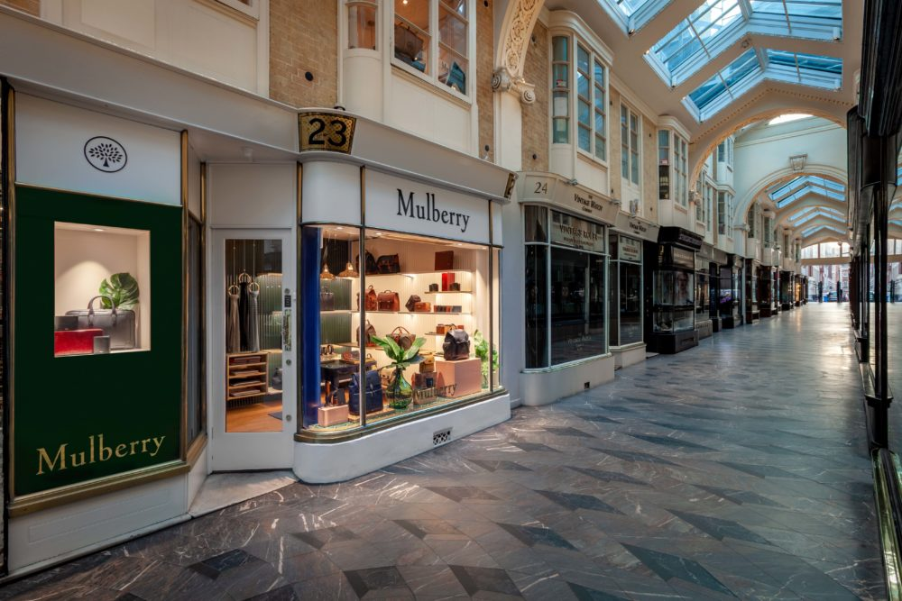 cc08ee2cfba9 The first Mulberry Men s Store