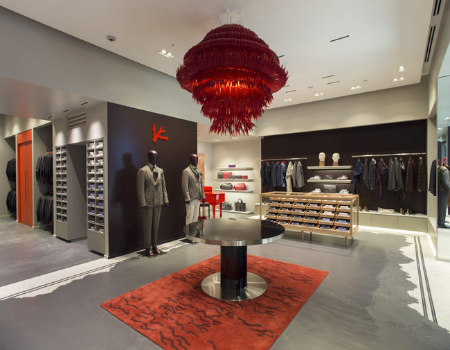 41ef287b1863 Isaia opens debut London store