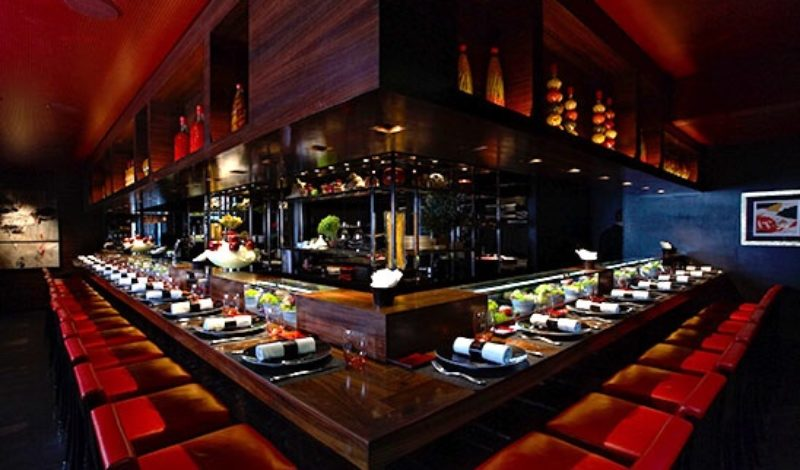 L'Atelier Joël du Robuchon opening on Clarges Street