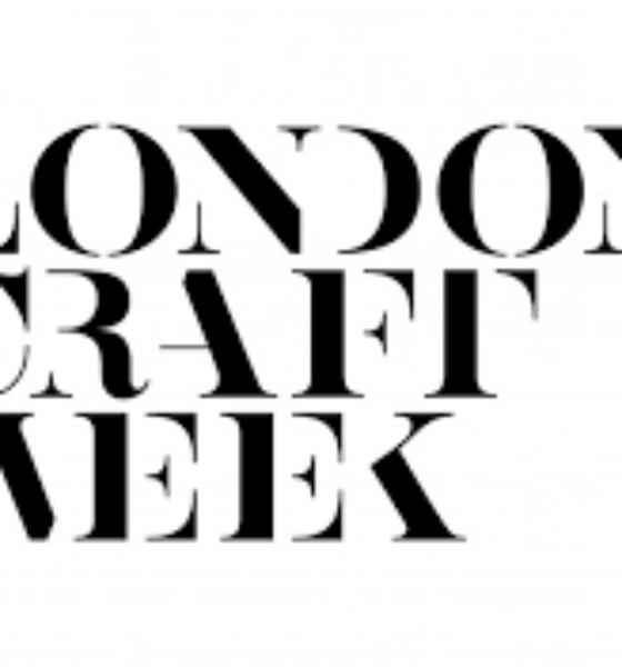 London Craft Week | 3-7 May
